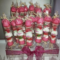 Mashmallow pops